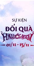 Đổi quà Halloween