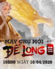 Máy chủ mới Đế Long - 10h00 ngày 10/04