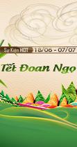 Tết Đoan Ngọ (18/06 - 08/07)